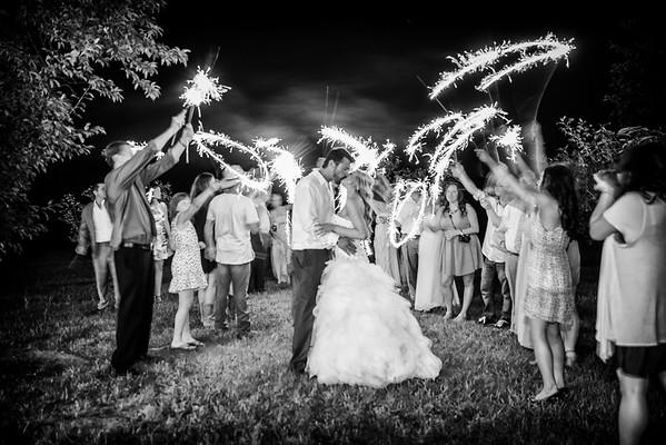 Amy and Brandon Wedding