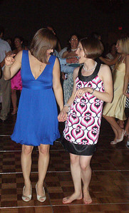 Dancing lesson.