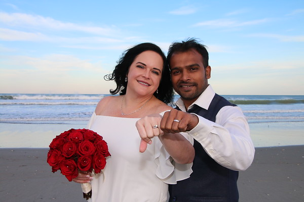 Amy and Mayur