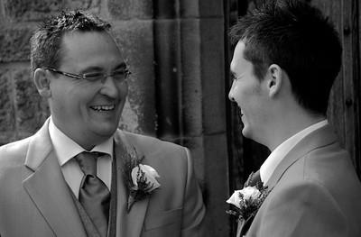 wedding Bamford Derbyshire Church and Heather Hill Farm