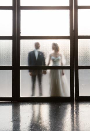 amy + michael port wedding