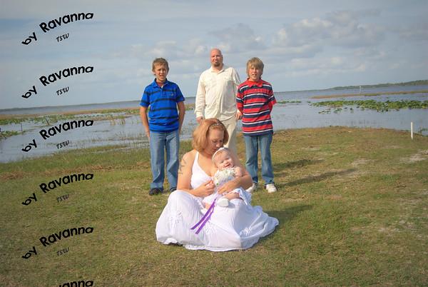 Amy & Ron's wedding