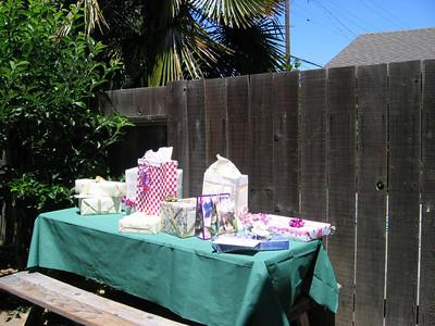 Amy's Bridal Shower & Stephanie's Birthday