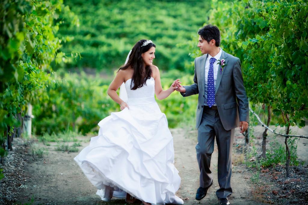 Mr. & Mrs. Leon