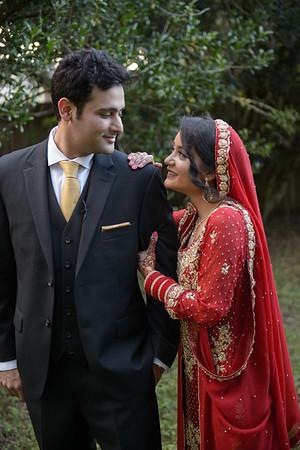 Anam and Nasheb Wedding - Day 1