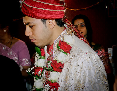 Anand and Gayatri Wedding Day