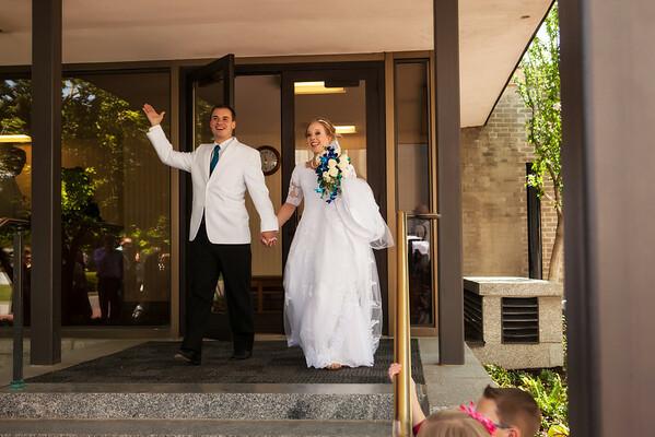 Alicia Anderson Wedding