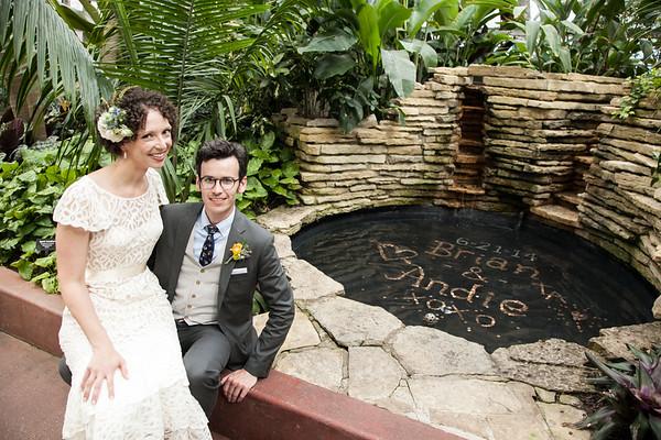 Andie + Brian's Wedding