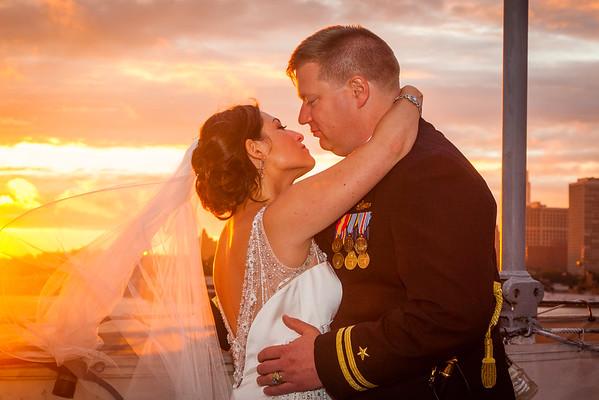 Andrea & Tim's Wedding Ceremony