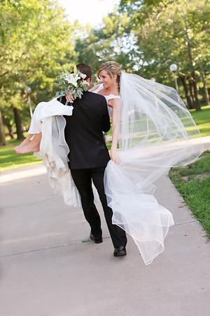 Andrea Weber & Matt Taylor Wedding- Aug 2014