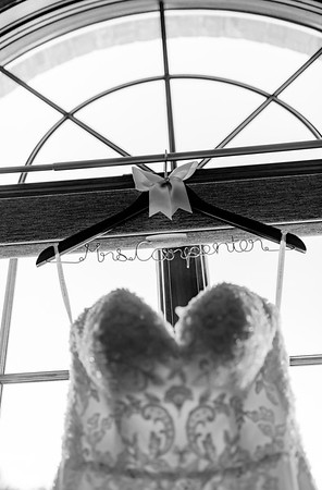 00007©ADHPhotography2020--AndrewLaurenCarpenter--Wedding--JULY18bw