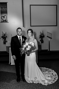 00893©ADHPhotography2020--AndrewLaurenCarpenter--Wedding--JULY18bw