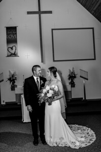 00895©ADHPhotography2020--AndrewLaurenCarpenter--Wedding--JULY18bw