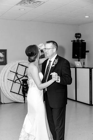 02460©ADHPhotography2020--AndrewLaurenCarpenter--Wedding--JULY18bw