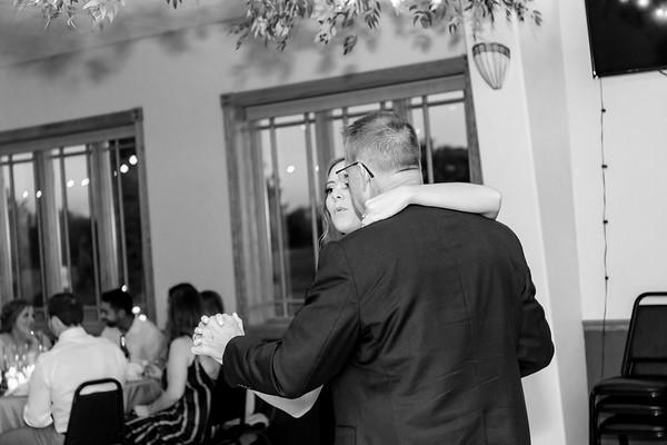 02450©ADHPhotography2020--AndrewLaurenCarpenter--Wedding--JULY18bw