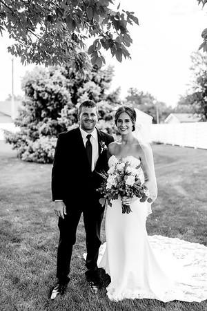 00577©ADHPhotography2020--AndrewLaurenCarpenter--Wedding--JULY18bw