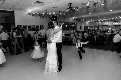 02391©ADHPhotography2020--AndrewLaurenCarpenter--Wedding--JULY18bw