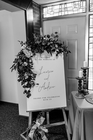 01695©ADHPhotography2020--AndrewLaurenCarpenter--Wedding--JULY18bw