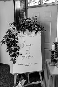 01697©ADHPhotography2020--AndrewLaurenCarpenter--Wedding--JULY18bw