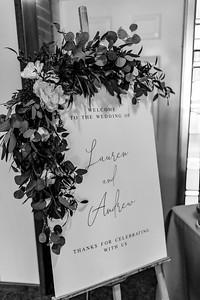 01700©ADHPhotography2020--AndrewLaurenCarpenter--Wedding--JULY18bw