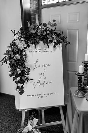 01698©ADHPhotography2020--AndrewLaurenCarpenter--Wedding--JULY18bw