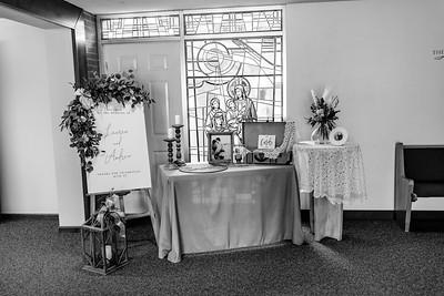 01691©ADHPhotography2020--AndrewLaurenCarpenter--Wedding--JULY18bw
