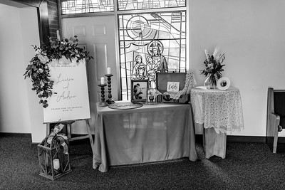 01694©ADHPhotography2020--AndrewLaurenCarpenter--Wedding--JULY18bw