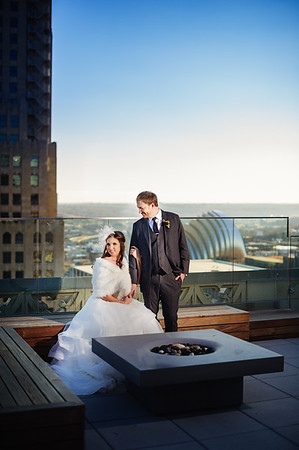 Andrew + Michelle's Wedding