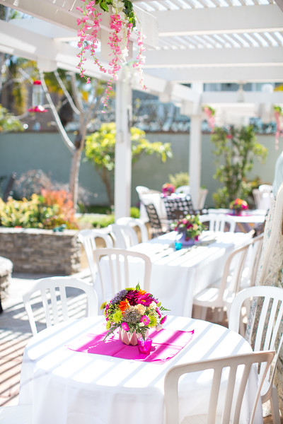 Huntington Beach Bridal Shower