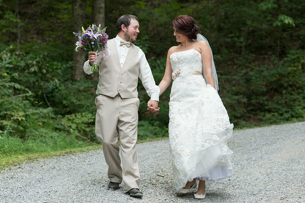 Andrew and Mackenzie Wedding