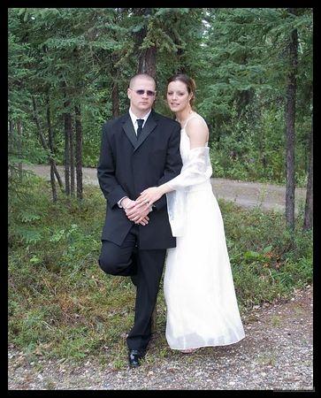 Andrew and Melinda