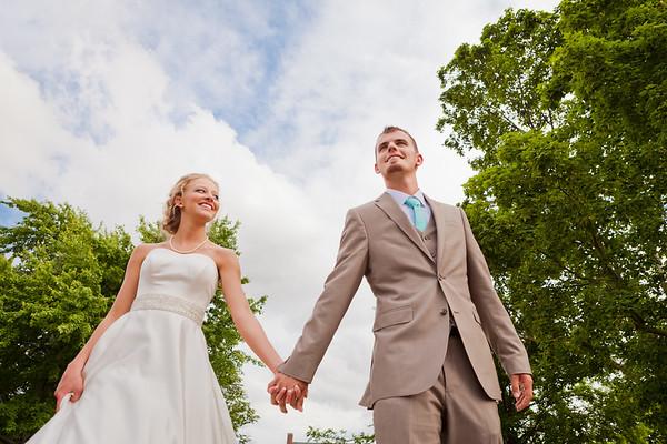 Andrzejak - Campbell Wedding