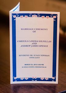 Andy and Corrina - Ceremony