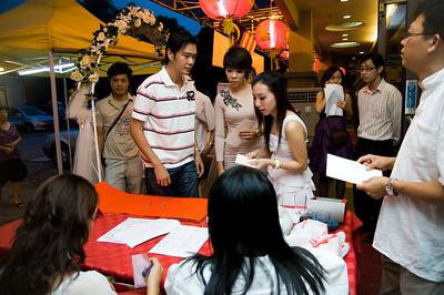 Andy Mah & Angel Pei Reception 13th June 2010