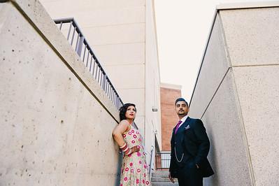 Aneesh + Sandy - Wedding