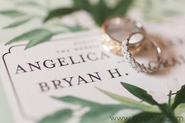 Angelica & Bryan's Wedding