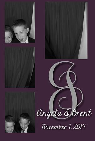 Angela & Brent's Wedding