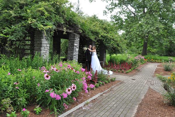 Angela & Josh Stapleton's Wedding