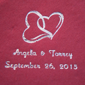 Angela & Torrey Wedding Reception Photos