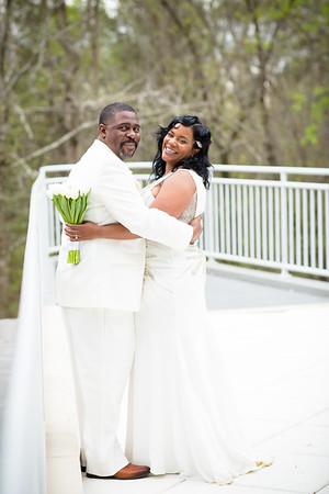 Angelia and Quinton Brooks Wedding