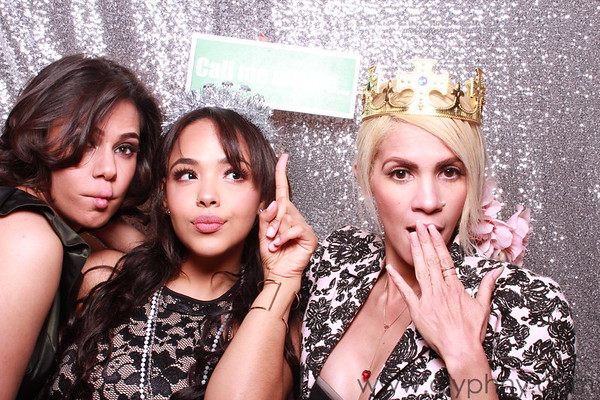 Angelica & Bryan's Photo Booth