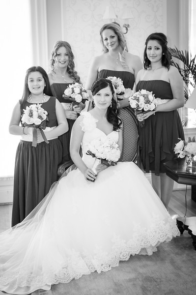 the bridal party_AM