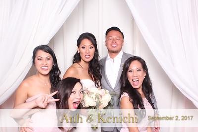 Anh & Kenichi Wedding - September 2, 2017