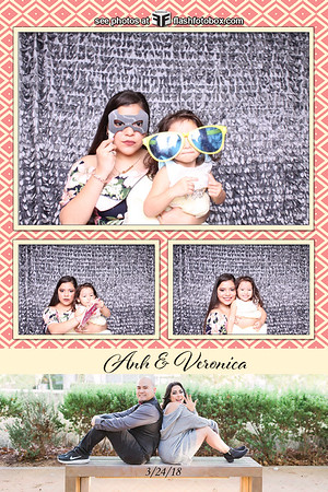 Anh & Veronica Wedding - March 24, 2018