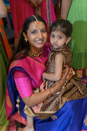 Anjani and Rahul Wedding - Day 1