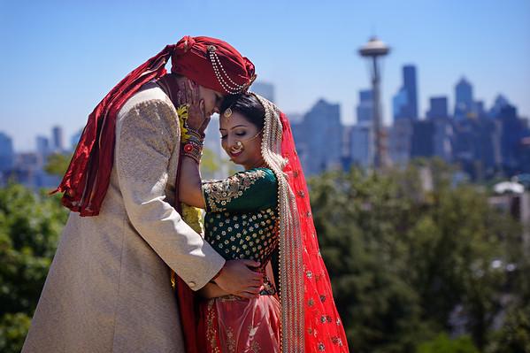 Anjani and Rahul Wedding - Day 2