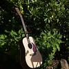 Tye's guitar