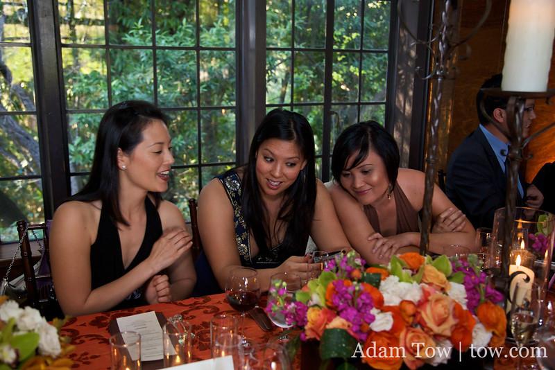 Yen, Katrina, and Liz