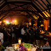 Panorama of the reception in the Brazil Room at Tilden Park.