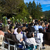 Pano of the ceremony
